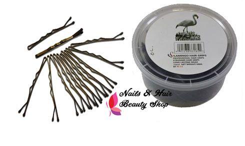 ec9964df2a Τσιμπιδάκια μαλλιών 500 γρ. Καστανά