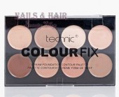 Technic Colour Fix 2 Cream Foundation Contour Palette 28g