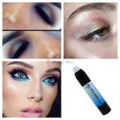 HOLOGRAM 3D EYESHADOW STICK BLUE