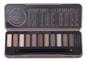 W7 In The Buff Eye Colour Pallette 15,6g