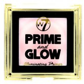 w7 Primer and Glow